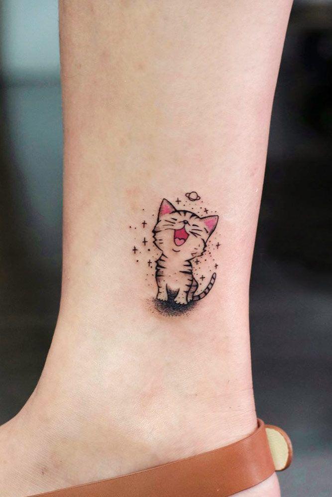 Eine Anleitung für Katzentattoos, die Ihnen bei der Auswahl hilft   – tattoo – …