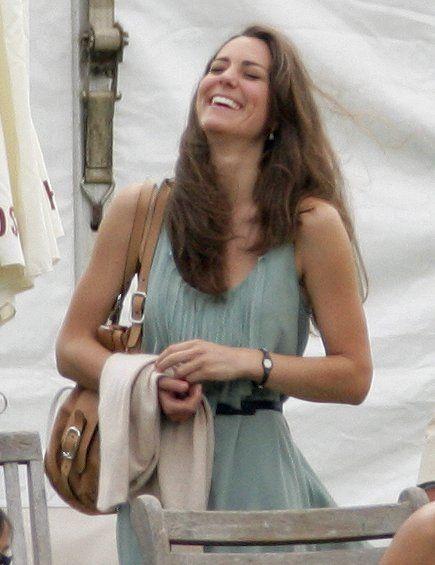 Pin for Later: Verblüffend: So hat sich Kate Middleton in den vergangenen 10 Jahren verändert 2010