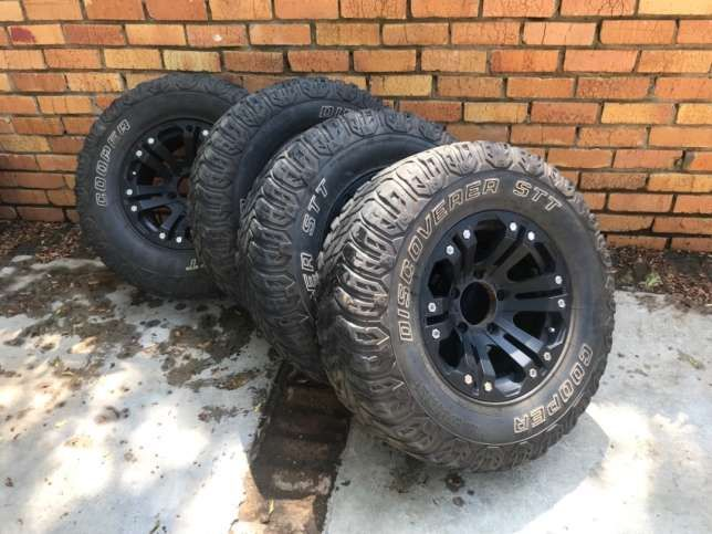 Land Cruiser Mags And Tyres Land Cruiser Cruisers Car Parts