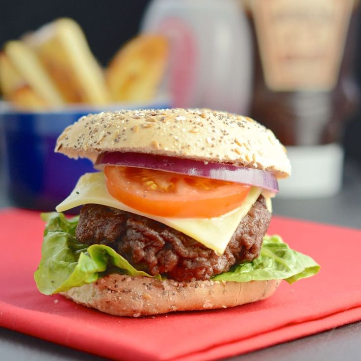 how to make the best homemade beef burgers