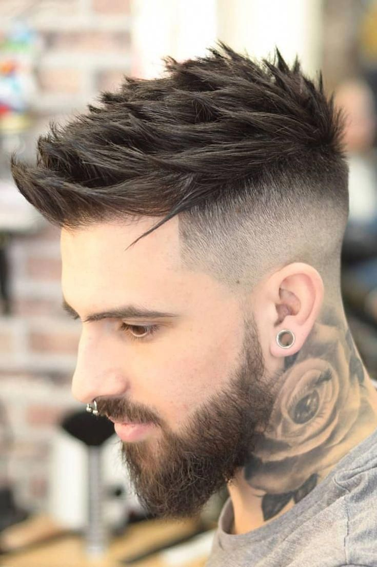 hair styles; men hairstyles short; men hairstyles medium ...