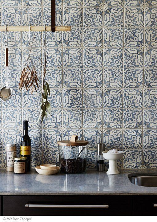 Top Patterned Tile: Duquesa, Fez, Lucifer & 4 More — Maxwell's Daily Find 02.11.15 | Apartment Therapy