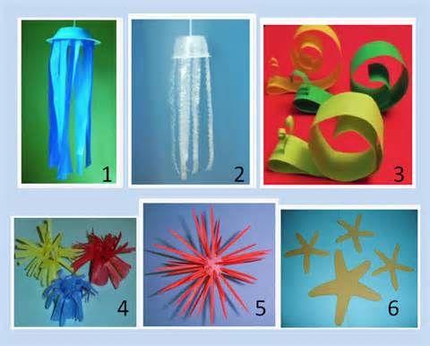 Ocean Animal Crafts for Kids