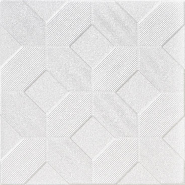 "Garden Lattice - Styrofoam Ceiling Tile - 20""x20"" - #R 61"