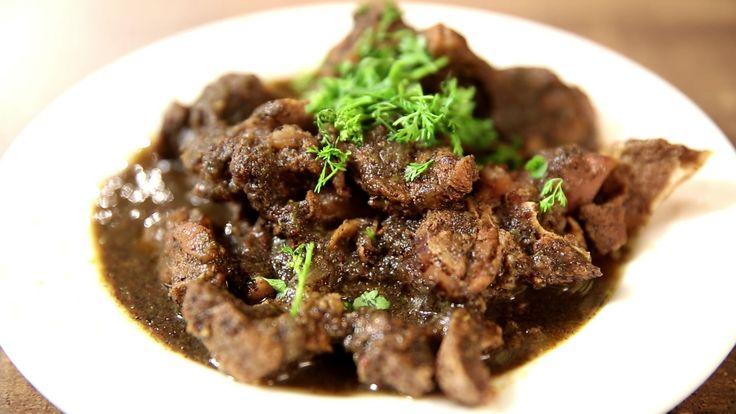 Typical Coorgi Pandi Curry