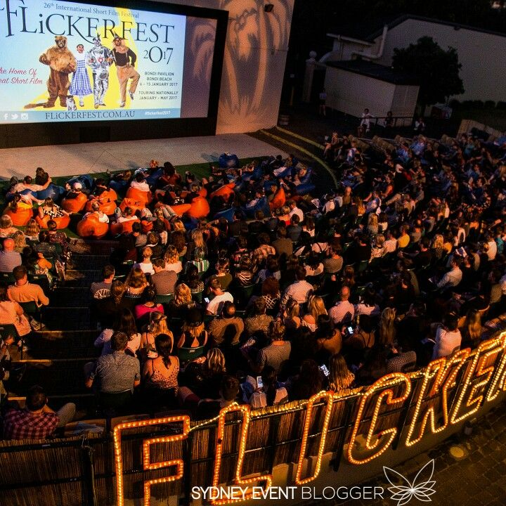Flickerfest launches at Bondi Pavilion on Friday 6 January 2016 and will be showing the best short films from Australia and around the world at Sydney's iconic Bondi Beach until Sunday 15 January 2017.