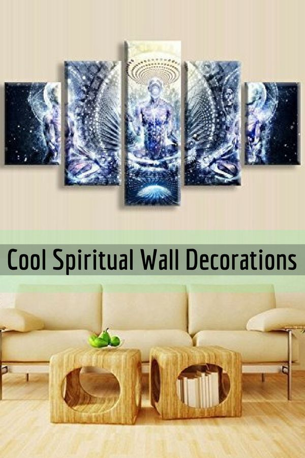 Captivating Unique And Funky Psychedelic Wall Art Home Wall Art Decor Spiritual Wall Decor Funky Wall Art Home Wall Art