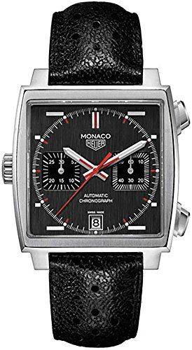 TAG Heuer Monaco 39mm Limited Edition Mens Watch CAW211B.FC6241 #Watch