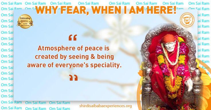 Shirdi Sai Baba Miracles and Leela in this Post:     Sarvam Saimayam 3       Sai Baba's Miracle Experienc      Sai Baba Saved Two Lives   ...