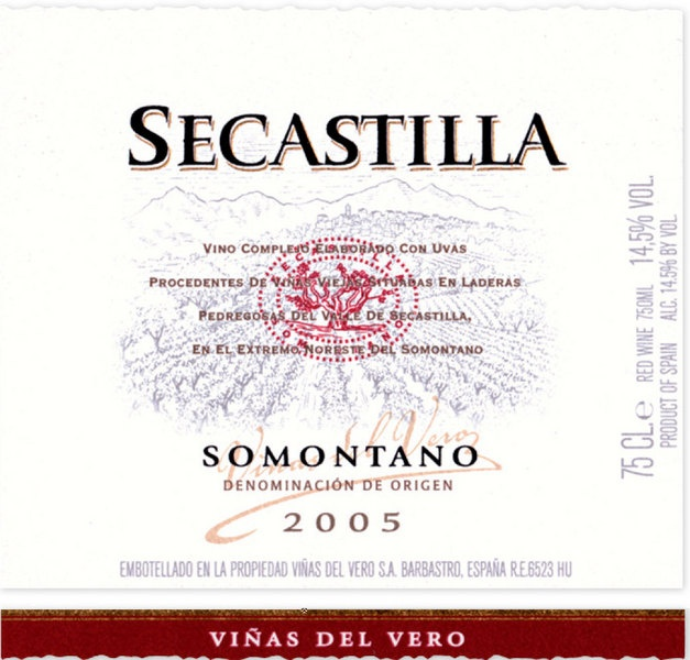 I just voted for Viñas del Vero Secastilla in the 2012 People's Voice Wine Awards on Snooth.com