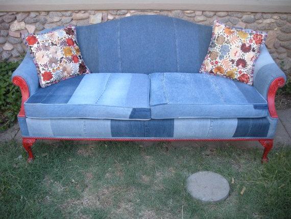 1000 ideas about denim furniture on pinterest denim