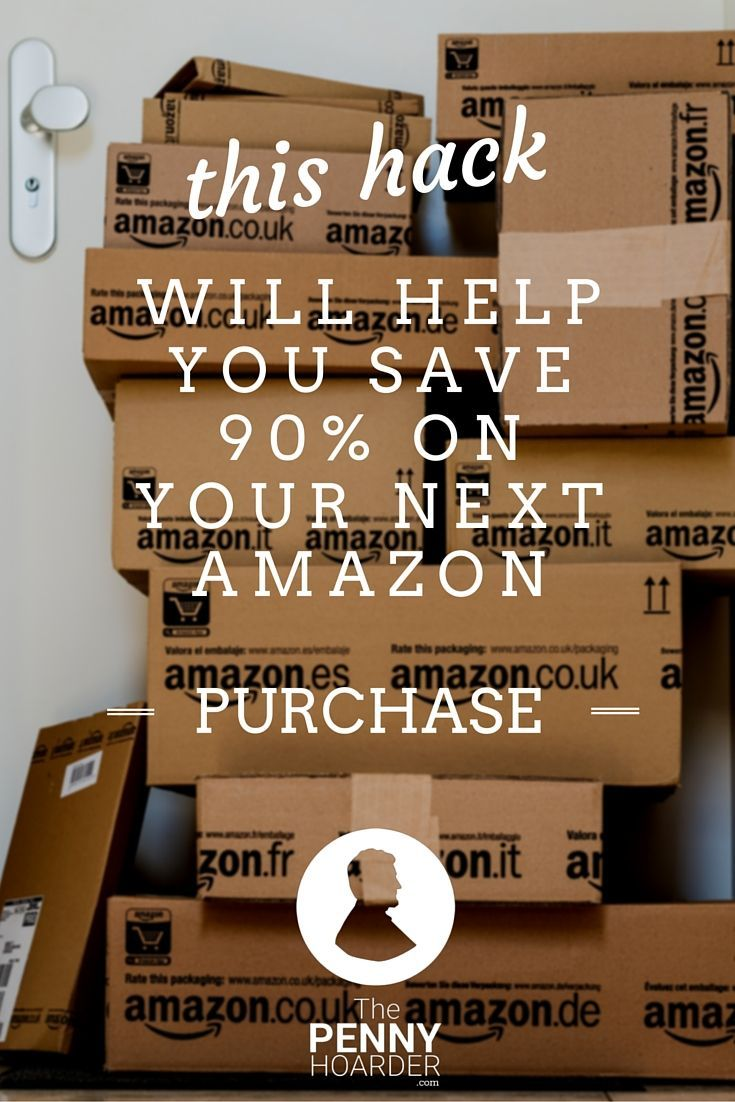 You definitely have opinions about the products you buy. How about offering some of those opinions to get a huge discount on your next online shopping trip? Snagshout lets you buy products on Amazon for up to 90% off retail value in exchange for giving an honest review. Here's how it works. - The Penny Hoarder http://www.thepennyhoarder.com/online-shopping-snagshout/