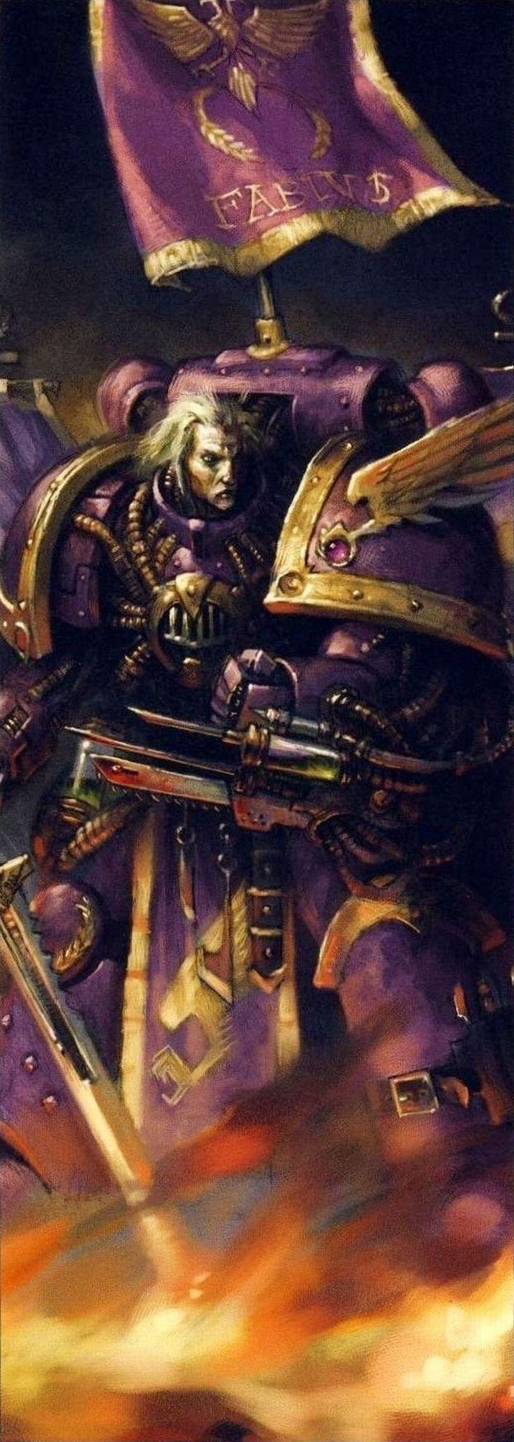 Fabius Bile greatest apothecary of the Emperors Children Legiones Astartes