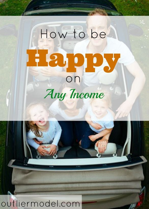 Can money buy happiness research paper