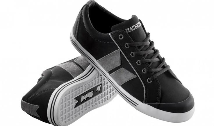 Boty Macbeth Eliot Premium Black/Dark Grey skladem na Slap.cz za 1 790 Kč
