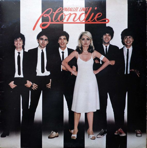 Parallel Lines Blondie BLONDIE Paralle...