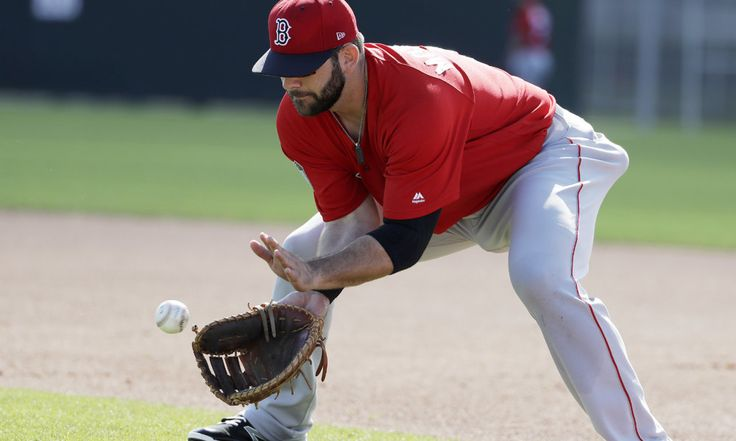 """Red Sox newcomer Moreland won't even try to replace Big Papi = FORT MYERS, Fla. — It was a situation where the player started his answer before the question even ended. """"No, I can't replace David Ortiz,"""" Mitch Moreland said with a smile. """"I won't even try. I'm not going to replace that guy, that's for sure."""" The Boston Red Sox signed Moreland to a one-year, $5.5 million contract in the offseason to play first base. That enables Hanley Ramirez to….."""