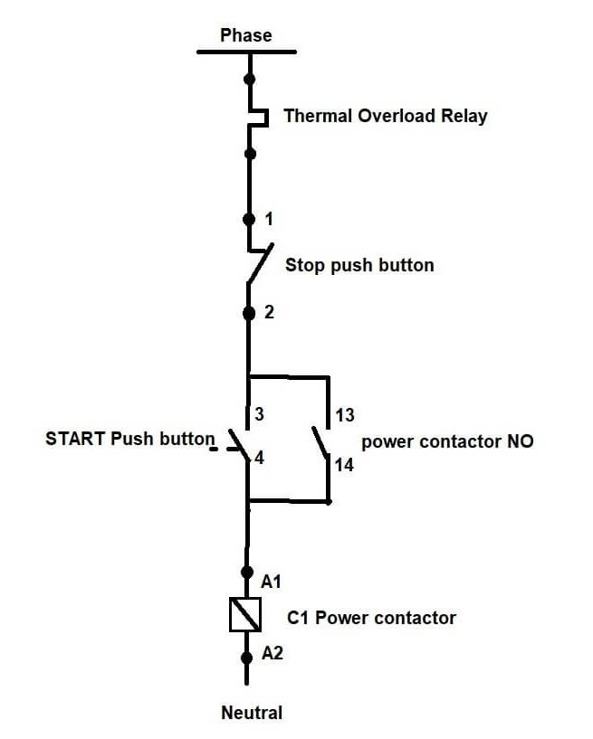 44 Lovely Dol Starter Wiring Diagram Pdf Circuit Diagram Wire Directions
