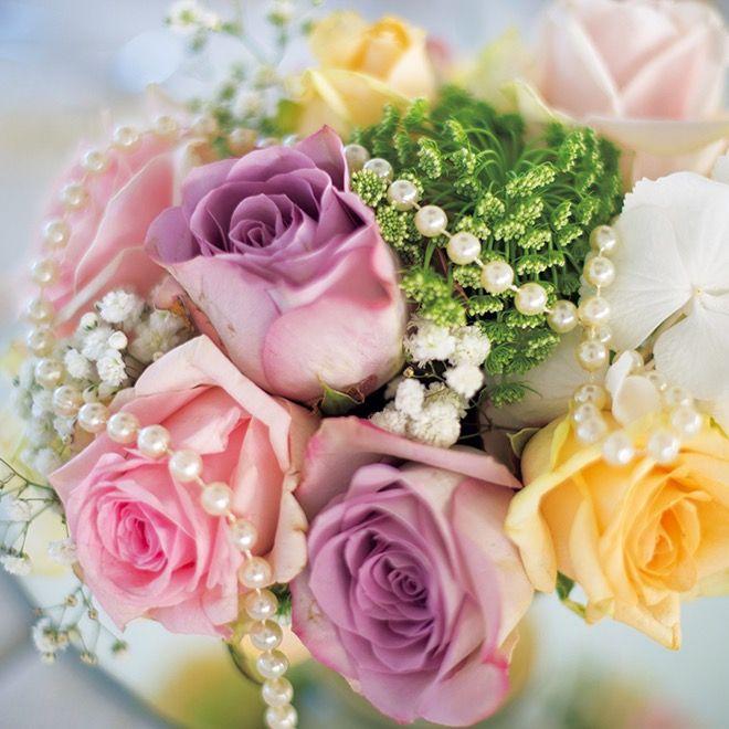 ウエディング事例集:おしゃれ花嫁に捧ぐブーケのオーダー帳。【Think Pink編】|VOGUE Wedding いちばんおしゃれなウエディングバイブル