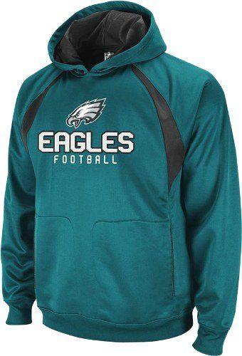 Philadelphia Eagles Reebok NFL Youth Active Pullover Hooded Sweatshirt  https   allstarsportsfan.com 8d3e5ab4f