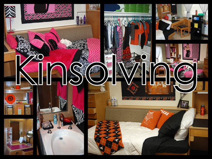 Kinsolving Dorm Room