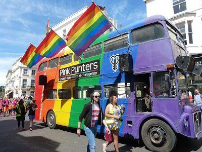 MK/Brighton crossover   Pride Parade pictures 2015