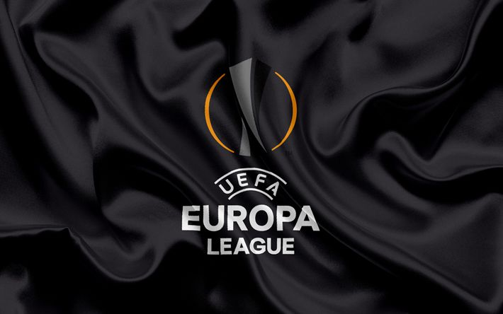 Download wallpapers Europa League new logo, 2017, football, emblem, Europa League, football tournament