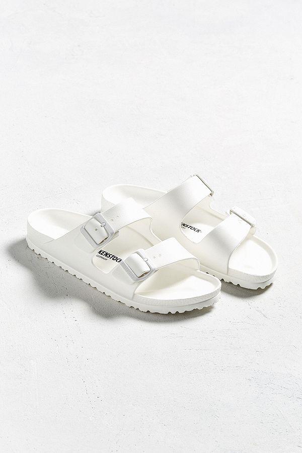 Birkenstock Arizona EVA White Sandals