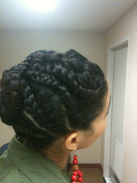 1000 Images About Afro Winter Protective Style Ideas On