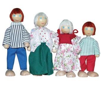 European Dolls Family