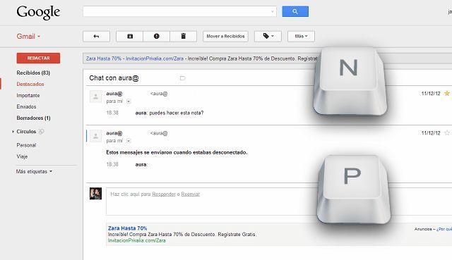 10 tips para usar Gmail como todo un experto | unocero