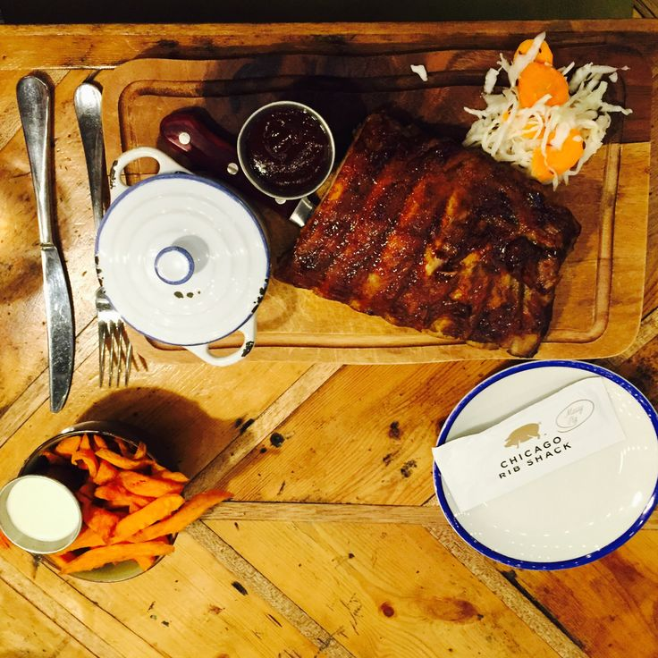 Head over to Chicago Rib Shack for some 'Scrum-'tious' #ribsandrugby  IMG_5563