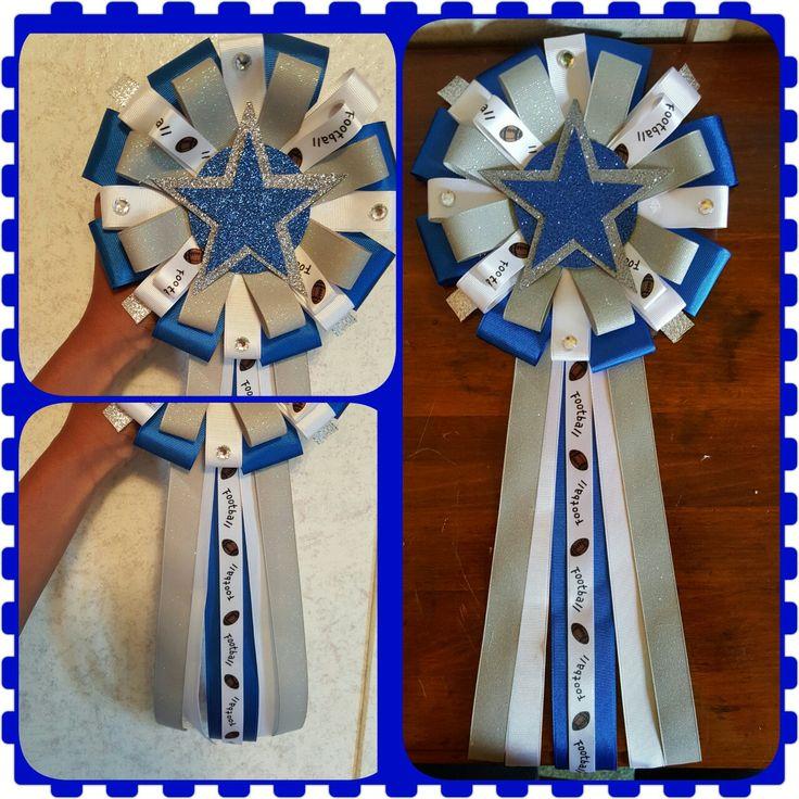 Dallas cowboys birthday pin