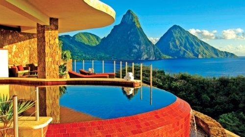 Jade Mountain Resort & Spa – Soufrière, St. Lucia