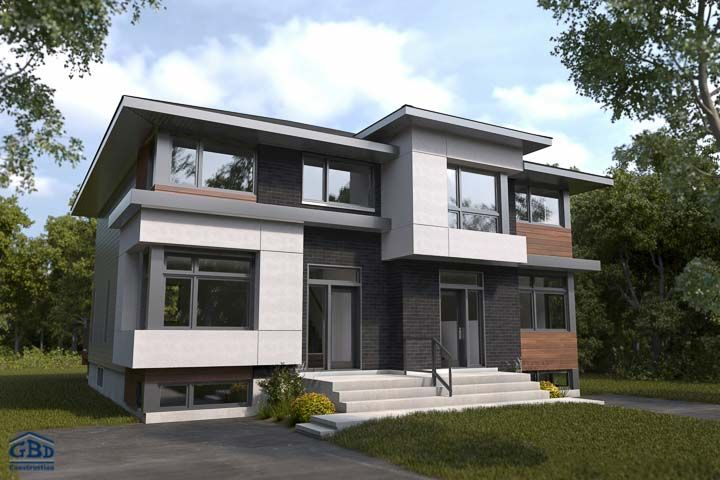Ruisseau Modern House Exterior Modern Farmhouse Exterior House Purchasing