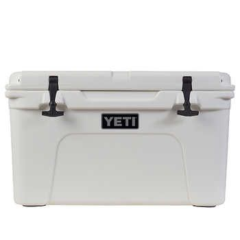 yeti tundra handles. yeti tundra 45 quart cooler holds 26 cans with a ice to contents ratio dry compatible rotomold construction durable marine-grade polyester rope handles yeti