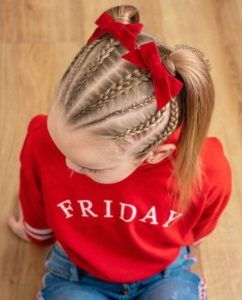 Picture Day Hairstyles