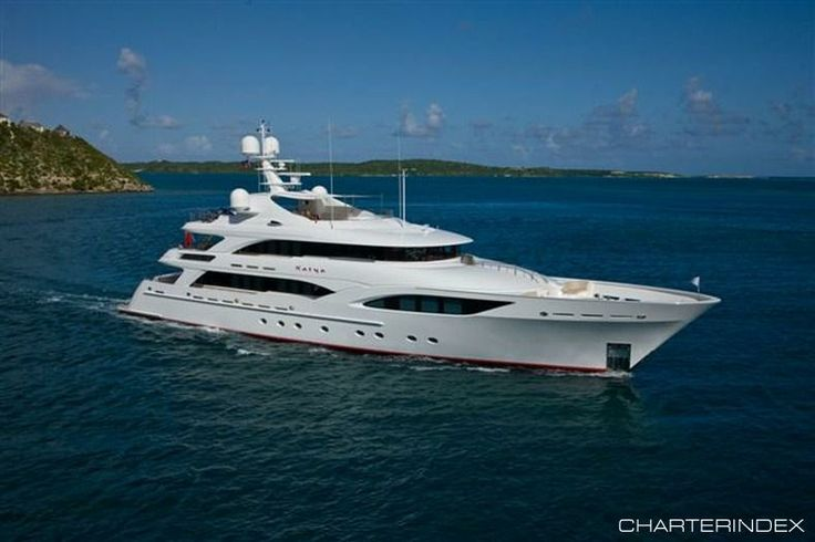 Charter Yacht Brochure Katya Delta Marine 151ft
