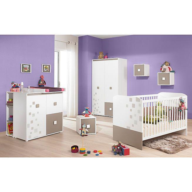 c sar lit b b barreaux 70x140cm pour b b pinterest. Black Bedroom Furniture Sets. Home Design Ideas