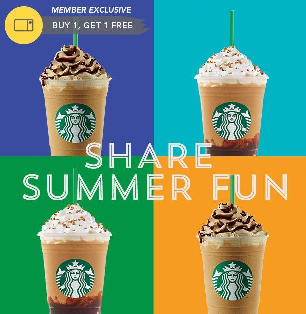 Free Starbucks offer here.