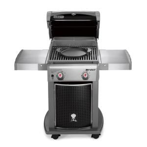 10 Best Small Grills for Small Spaces: Weber Spirit E-210 Gourmet BBQ System