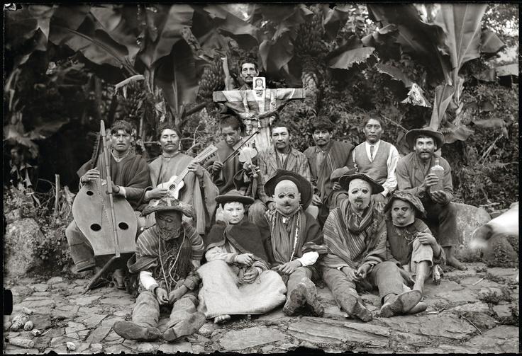 El Cusco de Martin Chambi