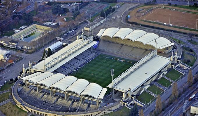 Stade de Gerland - Olympique Lyonnais