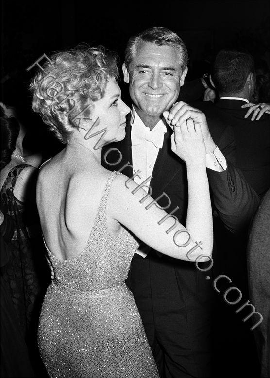 Cary Grant and Kim Novak 1956