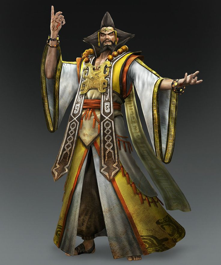 Warriors All Stars Characters: Dynasty Warriors 8 Art & Pictures