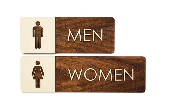 Best 25+ Restroom signs ideas on Pinterest   Man wc, Funny ...
