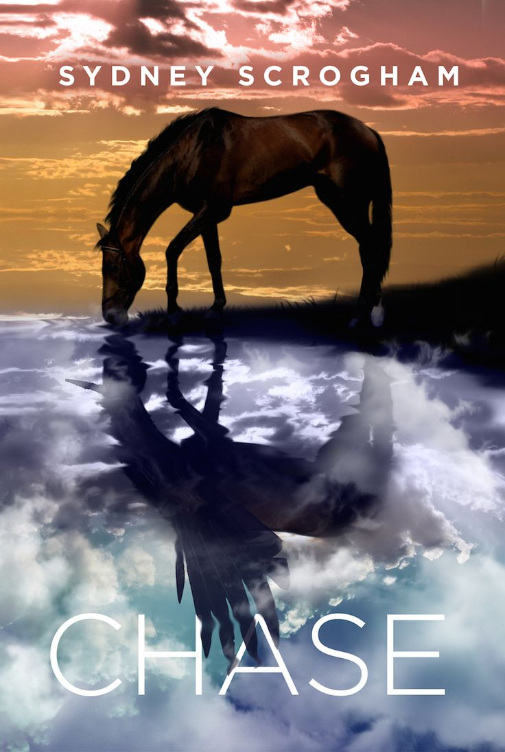 Chase by Sydney Scrogham. Book cover design by Dalitopia.