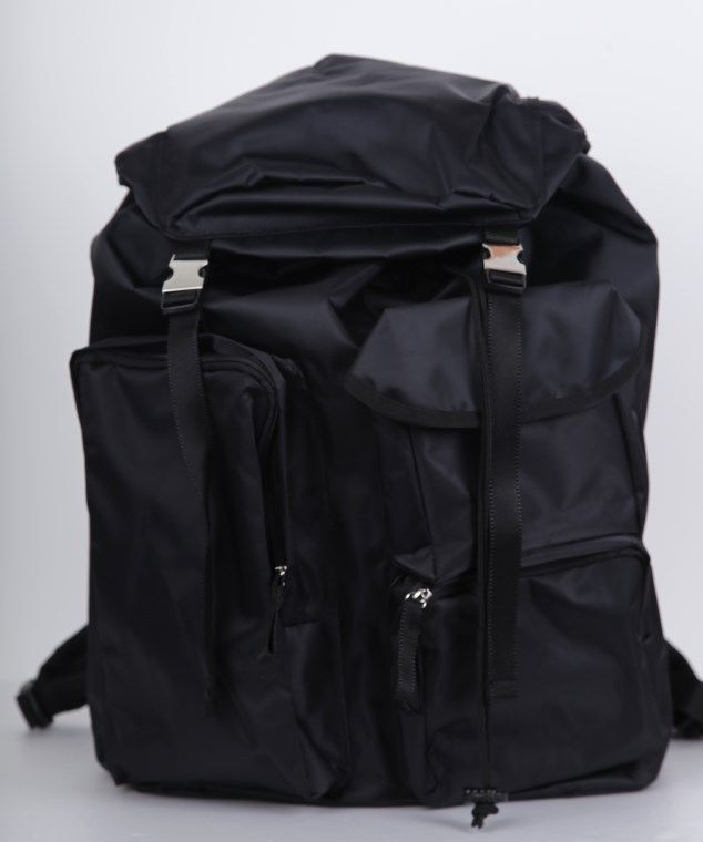 Korea New Men Women Multiple Pocket Backpack School Travel Riding Climbing Bag