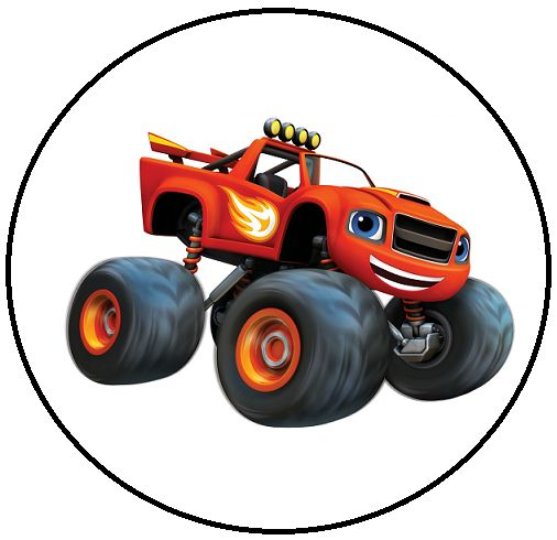 233 Best Blaze & The Monster Machines Printables Images On