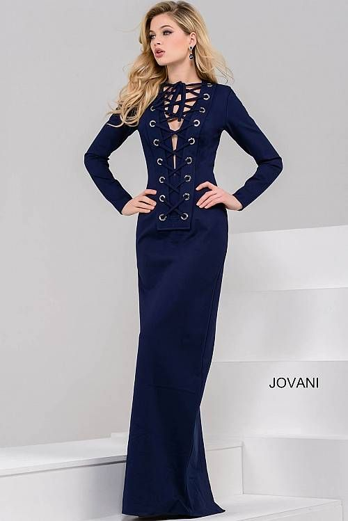17  ideas about Long Sleeve Evening Dresses on Pinterest  Long ...